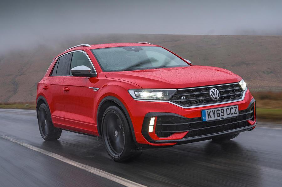 Bemutatkozott A Sportos Volkswagen T-Roc